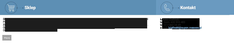 Sklep internetowy powstał z myślą zagwarantowania Państwu dostępu do jak najwyższej jakości asortymentu artykułów BHP i PPOŻ. Sklep umożliwia łatwe i precyzyjne składanie zamówień online 24 godziny na dobę .  Zapraszamy również do naszych stacjonarnych hurtowni w : Rzeszowie, Krakowie, Łodzi, Tarnowie, Sanoku oraz Stalowej Woli .  Oprócz szerokiej gamy artykułów BHP i PPOŻ znajdą Państwo w nich profesjonalną pomoc i doradztwo w doborze Środków Ochrony Indywidulanej