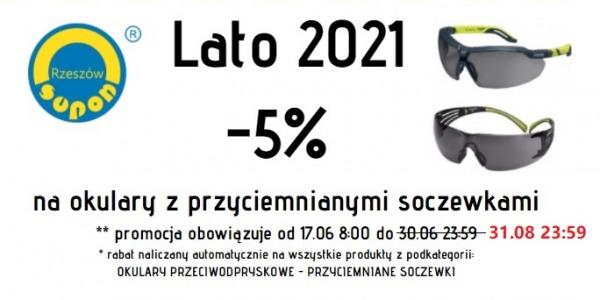 Promocja Lato 2021 - ważna do 31.08 !